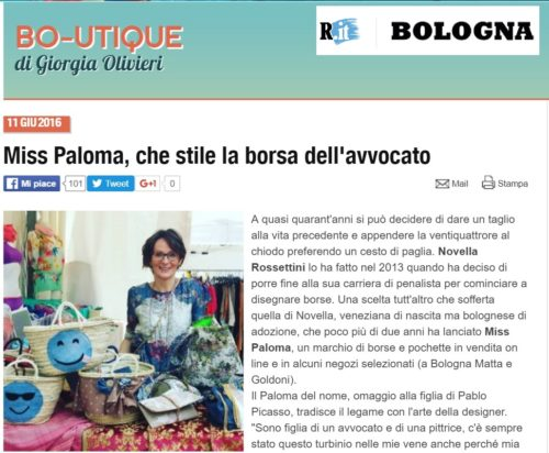 Repubblica.it - Bologna Bo-Utique
