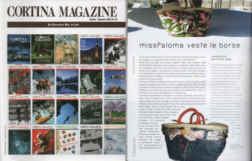 Cortina Magazine Estate 2013